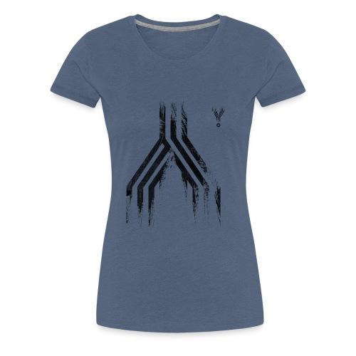 Y 180 - Frauen Premium T-Shirt