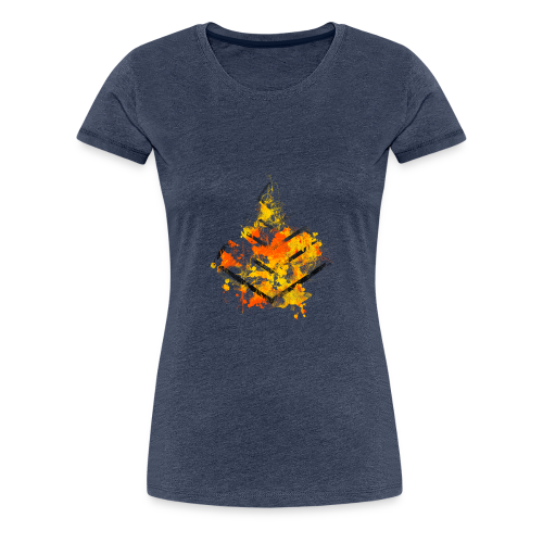 eX Graphic Logo 2 - Frauen Premium T-Shirt
