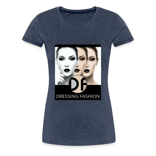 Logo Dressing Fashion - T-shirt Premium Femme