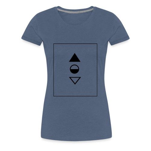 new schnapo Vintage - Frauen Premium T-Shirt