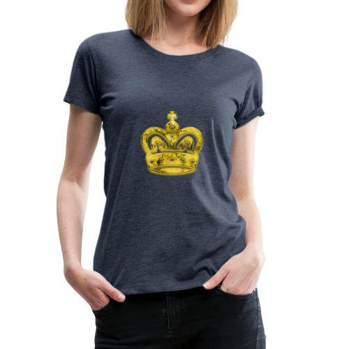 King of Games - Women's Premium T-Shirt