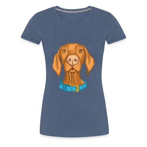 Hungarian Vizsla - Women's Premium T-Shirt