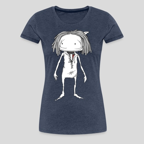 This girls name is Linne - Women's Premium T-Shirt