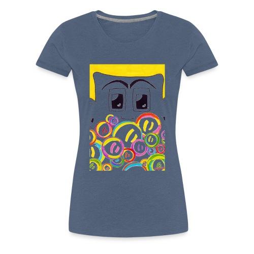 Seifenblasen Junge - Frauen Premium T-Shirt