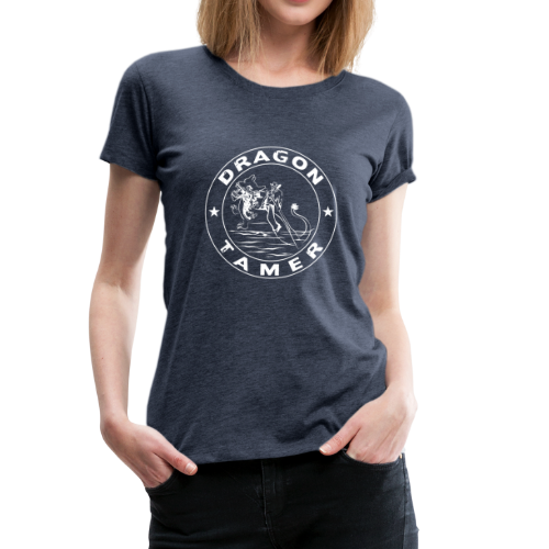 Dragon Tamer - Maglietta Premium da donna