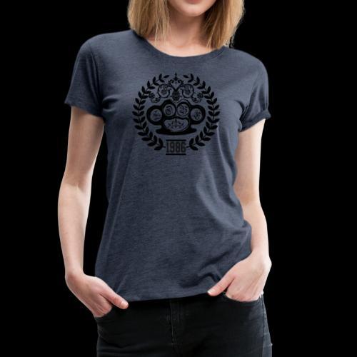 Love1986 - Frauen Premium T-Shirt