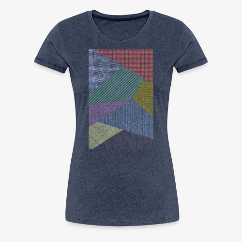 Minimaliste 2 - T-shirt Premium Femme