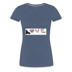 Soldat - T-shirt Premium Femme
