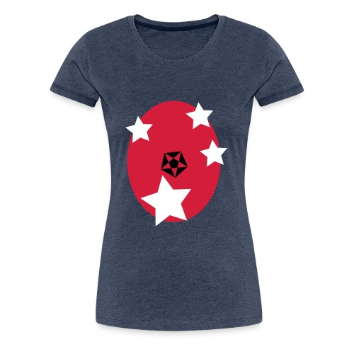 OsterStern - Frauen Premium T-Shirt