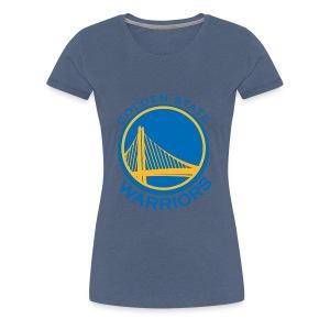 Golden State Warriors - Women's Premium T-Shirt
