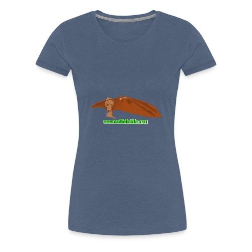 neu logo - Frauen Premium T-Shirt