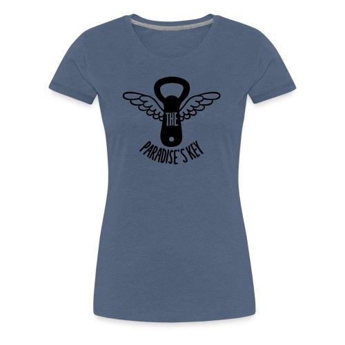 bière décapsuleur - T-shirt Premium Femme
