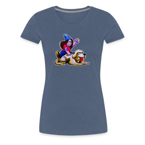 The Paxian - Premium T-skjorte for kvinner
