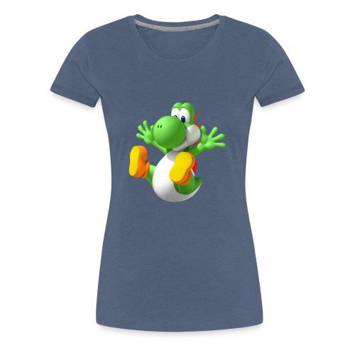 Yoshi T shirt! - Women's Premium T-Shirt