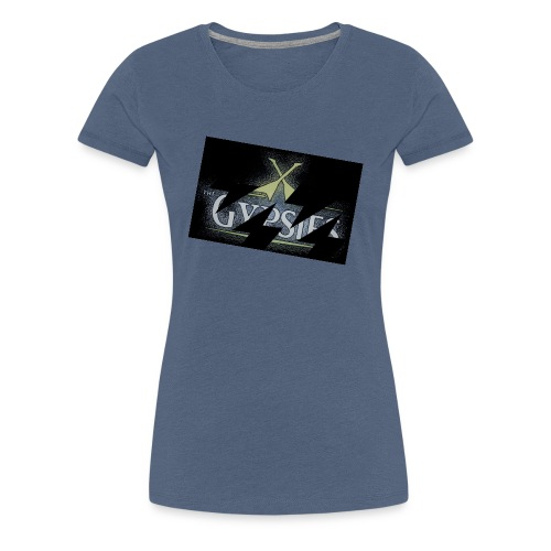 GYPSIES BAND LOGO - Women's Premium T-Shirt