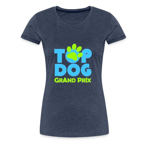 logo topdog PNG - Maglietta Premium da donna