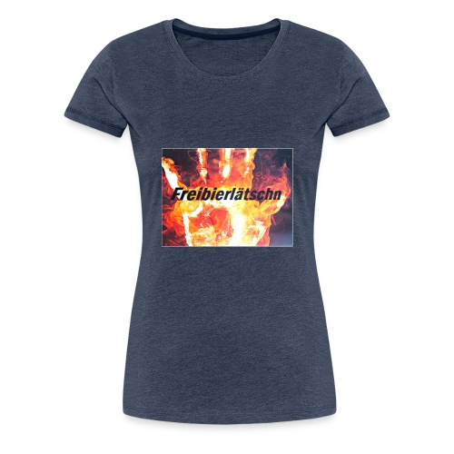 Freibierlätschn - Frauen Premium T-Shirt