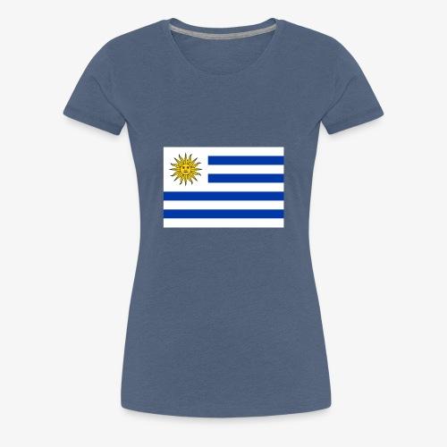 Uruguay - Frauen Premium T-Shirt