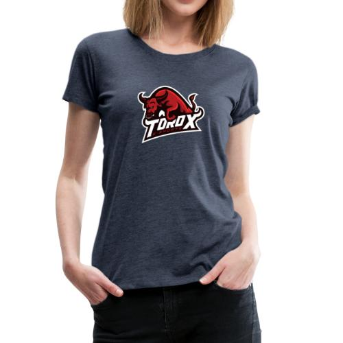 ToroX Standart Logo - Frauen Premium T-Shirt