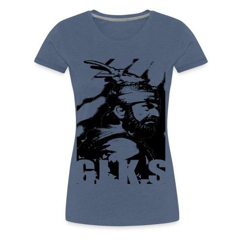 skanderbeg - Frauen Premium T-Shirt