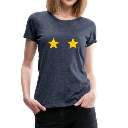 Champion du monde 1998 - 2018 2 étoiles - T-shirt Premium Femme