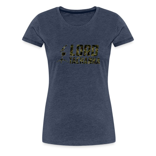 Lord Tachanka logo - Maglietta Premium da donna