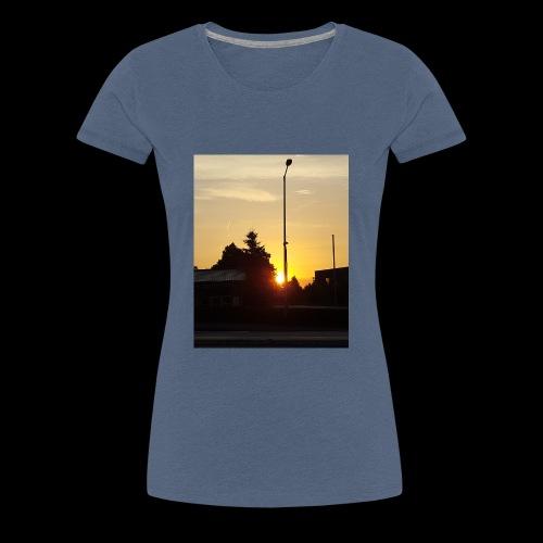 Laterne - Frauen Premium T-Shirt