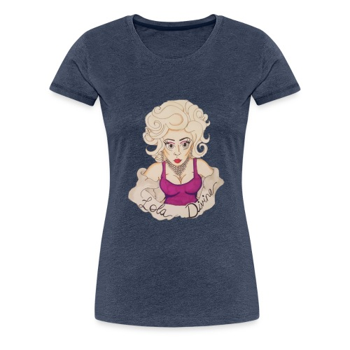 3D63F53C 1F00 456A 99BE 8D1A198E3C88 - Women's Premium T-Shirt