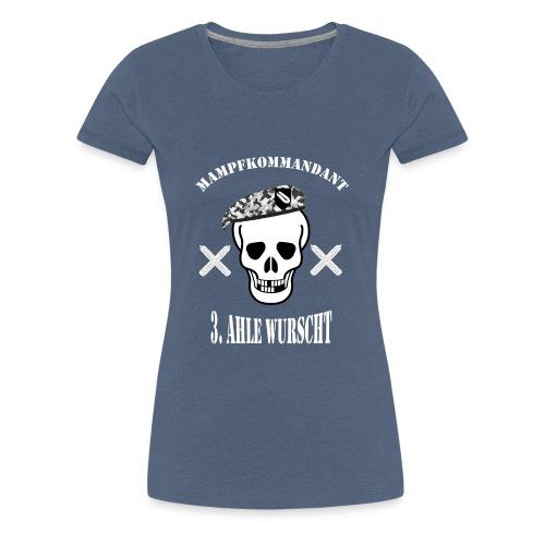 Ahle Wurscht - Frauen Premium T-Shirt