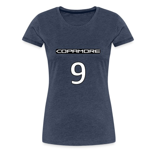 Copamore Football # 9 - Frauen Premium T-Shirt