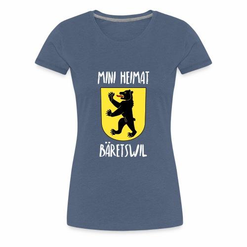 Mini Heimat Bäretswil - Frauen Premium T-Shirt