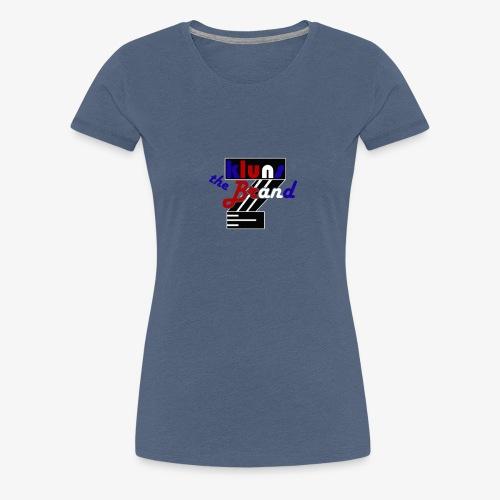 kluns the brand retro - Dame premium T-shirt