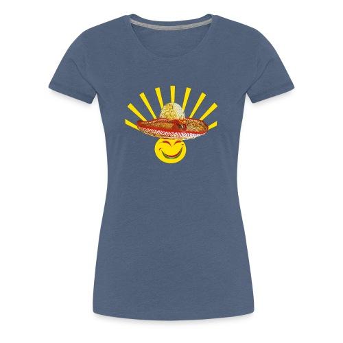 mexican sun - Frauen Premium T-Shirt