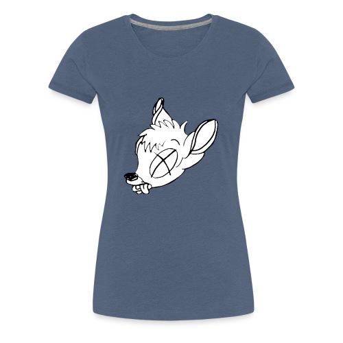 Untitled - Premium T-skjorte for kvinner