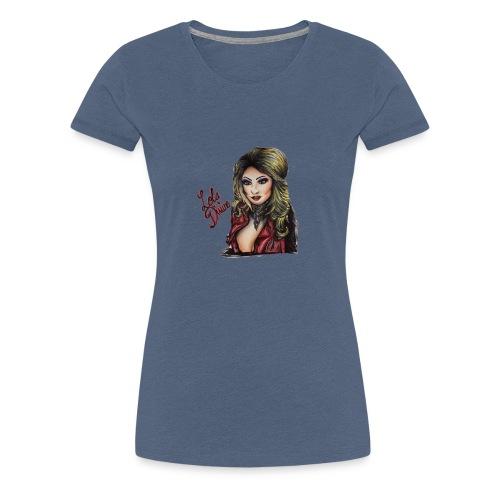 EE2AB246 6E91 48CE 987F 2BFDA33B866E - Women's Premium T-Shirt