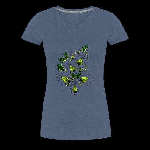 abstract art - Women's Premium T-Shirt