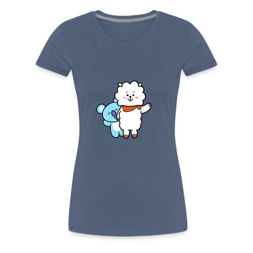 BT21 - T-shirt Premium Femme