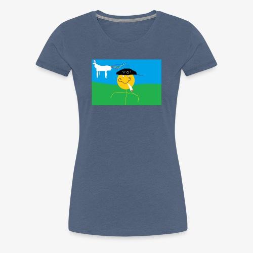 Dirty Iceman Vol.2 - Frauen Premium T-Shirt