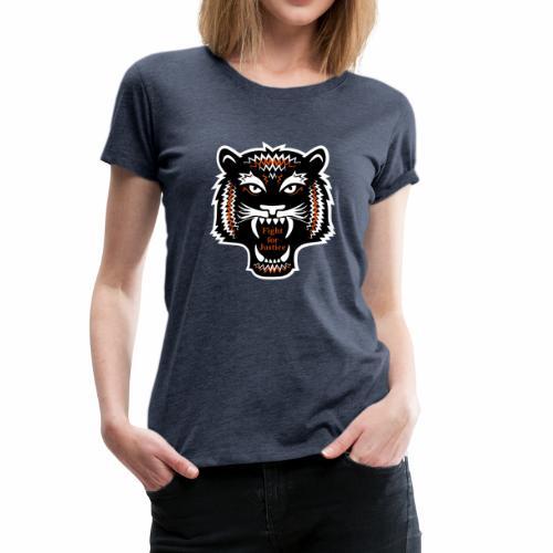 Fight for justice - Frauen Premium T-Shirt