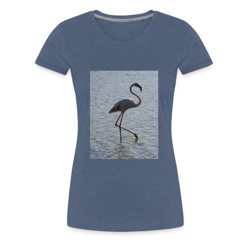 cygne - T-shirt Premium Femme