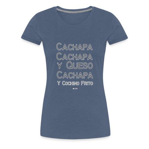 cochino frito - Camiseta premium mujer