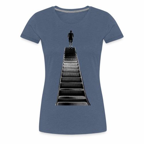 Stairway to Heaven - Women's Premium T-Shirt