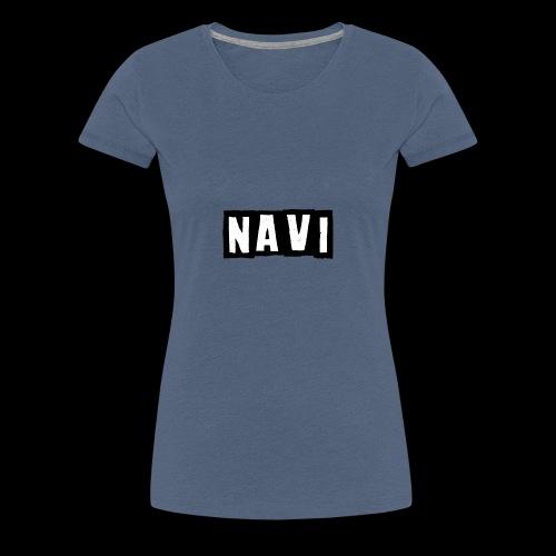 NAVI - Camiseta premium mujer
