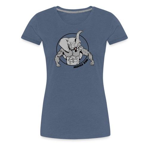 Muscle Phant - Women's Premium T-Shirt