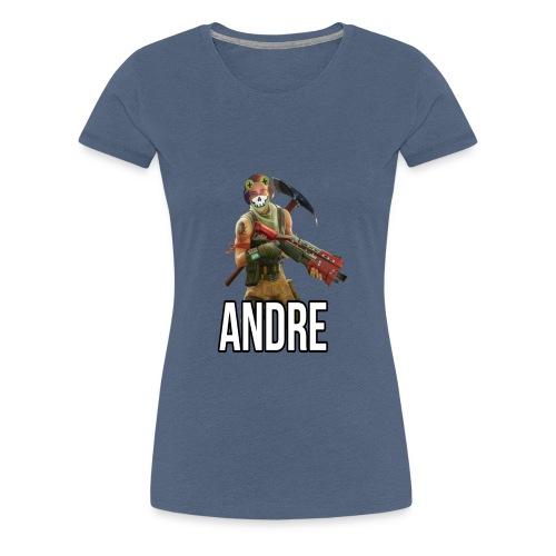 T-shirt ANDRE - T-shirt Premium Femme