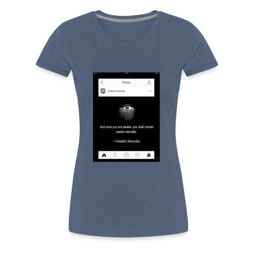 81F94047 B66E 4D6C 81E0 34B662128780 - Women's Premium T-Shirt