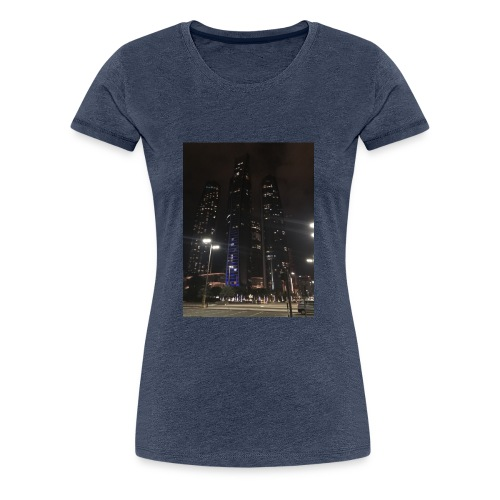 Anzo prestige - T-shirt Premium Femme