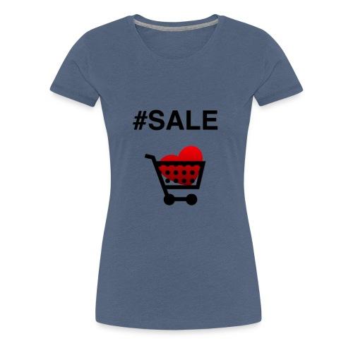 Sale - Frauen Premium T-Shirt