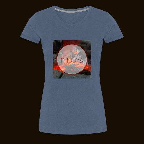 Phobya´s Fire - Frauen Premium T-Shirt