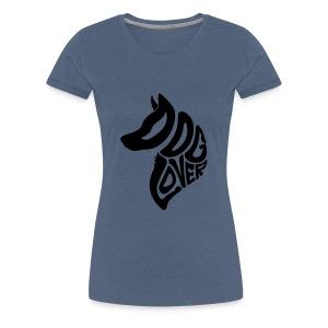 doglover - Frauen Premium T-Shirt